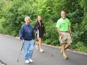 Mayo Clinic Health Letter includes Nordic Walking | The